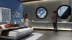Rooms for up to 400 guests, World's first space HOTEL with bars, cinema to open in 2027