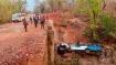Five police personnel killed in naxal attack at Chhattisgarh