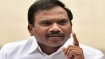 DMK's A Raja apologises for 'offensive' jibe at Palaniswami as emotional CM says people will punish leader