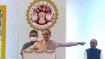 Watch: MP CM Shivraj Singh Chouan gives his spin to 'pawri ho rahi hai' with take on 'scared' land mafia