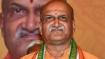 Ram Sene chief Pramod Muthalik says he has sought BJP ticket to contest Belagavi LS seat