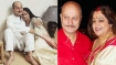 Anupam Kher confirms Kirron is being treated for blood cancer, recovering