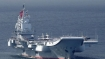 China holds aircraft carrier drills near Taiwan