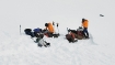 Wreckage of helicopter that killed 5 found on glacier