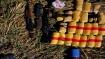 Pakistani smuggler shot dead, 22 kgs of heroin recovered