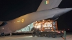 Indian Air Force airlifts 9 cryogenic oxygen containers from Dubai, Singapore
