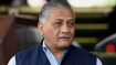 'Need bed for Covid treatment': VK Singh clarifies tweet amid backlash
