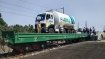Oxygen Express train begins journey from Kalamboli to get loaded in Vizag