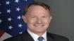 Ambassador Daniel Smith appointed Chargé d'Affaires at Embassy New Delhi