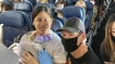 Utah woman, who did not know she was pregnant, gives birth to baby on flight to Hawaii