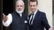 PM Modi-President Macron discuss bilateral, regional, global issues