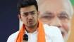 Congress accuses BJP MP Tejasvi Surya, his uncle Ravi Subramanya of seeking cash for Covid-19 vaccine