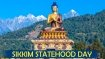 Sikkim Statehood Day: How Sikkim became 22nd state of Indian Union in 1975