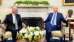 Afghanistan: Biden meets Ghani amid US troop withdrawal