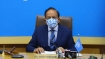 Health minister Harsh Vardhan addresses first meeting of WHO high level coalition on health, energy