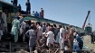 Pakistan train accident: Death toll rises to 65 as two passenger trains collide in Sindh's Ghotki district