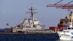 Ukraine, US Black Sea drills raise tensions