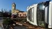 Rare tornado in Czech Republic kills one, injures 100