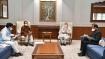 Maharashtra CM Uddhav Thackeray meets PM Modi over Maratha quota, cyclone aid