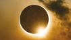 A 'ring of fire' solar eclipse will light up the sky today: Timings, visibility in India
