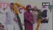 Watch: Newly appointed Punjab Congress president Navjot Singh Sidhu mimics batting style