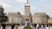 Afghan official says three rockets hit near presidential palace