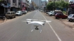 Drone near International Border in Jammu vanishes after BSF fires at it