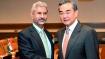 Wang tells Jaishankar, China ready to seek mutual acceptable solution
