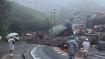 At least 19 people missing in Japan after landslides