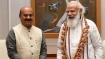 New Karnataka CM Basavaraj Bommai meets PM Modi in Delhi