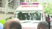Mortal remains of Dilip Kumar being taken to his residence from Mumbai's PD Hinduja Hospital