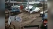 WATCH: Several cars swept away as Cloudburst triggers flash flood in Himachal's Dharamshala
