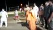 Video of Pragya Thakur playing basketball viral on social media; Congress wishes 'good health'