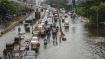 Delhi-NCR rain: Heavy downpour causes water-logging; vehicular movement affected in Delhi, Gurugram