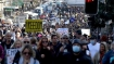 COVID: Sydney anti-lockdown rally turns violent