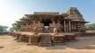 Telangana's 13th century Ramappa temple conferred UNESCO heritage tag