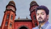 Luxury car tax evasion: Court stays critical order passed against actor Vijay