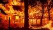 Massive California fire triggers lightning fears