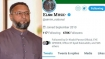 AIMIM's official Twitter account hacked, profile name changed to 'Elon Musk'