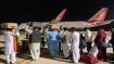 WATCH: Union Minister Hardeep Puri receives Guru Granth Sahib at Delhi airport