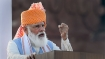 In veiled reference to Pak, China, PM Modi talks about challenges facing India