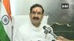 Man held for bangle seller protest has Pak links: Madhya Pradesh Home Minister
