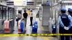 Man wielding knife injures 10 on Tokyo train