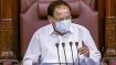 RS chairman Venkaiah Naidu breaks down over oppn ruckus, equates it to 'sacrilege'