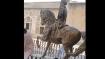 India blames Pak over vandalisation of Maharaja Ranjit Singh's statue in Lahore