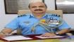 Air Marshal V R Chaudhari to be next IAF chief