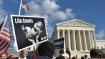 US sues Texas over abortion law