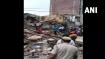 Delhi: Four-storey building collapses in Sabzi Mandi area, several feared buried under rubble