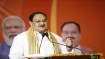 All ploys failed to shake people's strong support to BJP govt: JP Nadda
