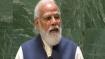 Why PM Modi invoked Deendayal Upadhyaya, Chanakya and Tagore in his UNGA speech